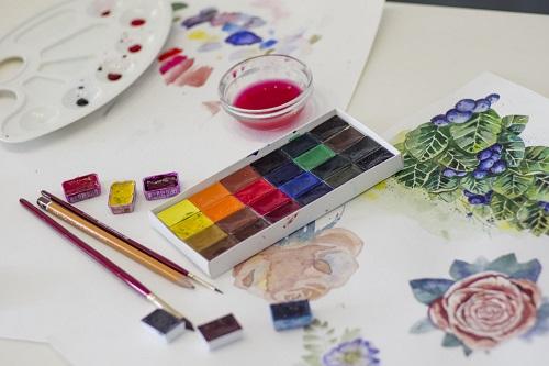 استفاده از Palette در طراحی سایت